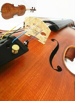 Advanced 4/4 size violin, Hand Made In Romania, Dominant strings, Free Shipping