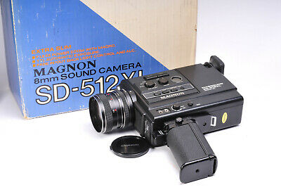 Magnon (Chinon / Prinz) SD-512XL Super 8 Cine Camera