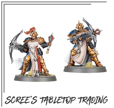 EASY 2 BUILD Stormcast Eternal Astreia Solbright Lord