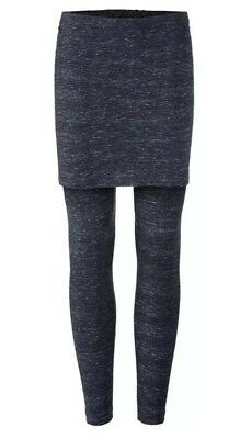 e971e8d9920d91 New Cabi Small Skirted Leggings 3210 Pull On Stretch M'Leggings Spacedye