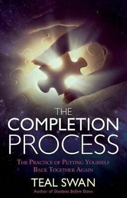 NEW Completion Process, The By Teal Swan Paperback Free Shipping