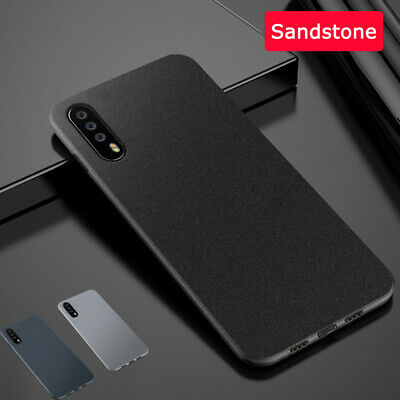 3D Luxury Frosted TPU Matte Phone Case Cover For Samsung Galaxy A30 A40 A50 A60