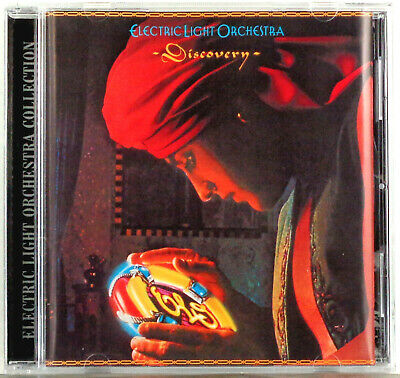 Electric Light Orchestra - Discovery 2001 Epic Remastered CD Album Ex/M