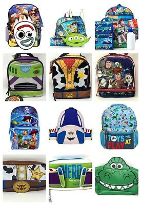 4bfc21890cd9 TOY STORY SOFT Lunch Box Insulated Bag Buzz & Woody Snack Tote ...
