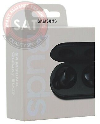 Original Samsung Galaxy Buds True Wireless Bluetooth Headphone Black EXCELLENT🔥