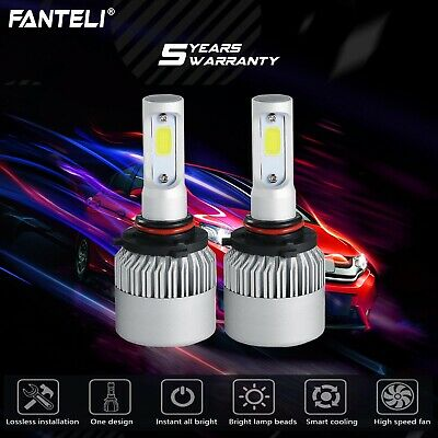 9005 HB3 9145 H10 1510W 226500LM CREE LED Headlight High Beam Fog Lights 6000K