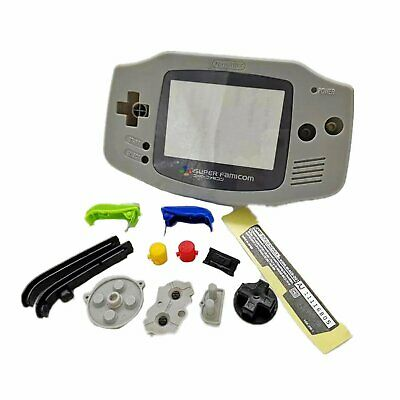 Repair Parts Hard Housing Case for Nintendo GameBoy Advance GBA Console Case