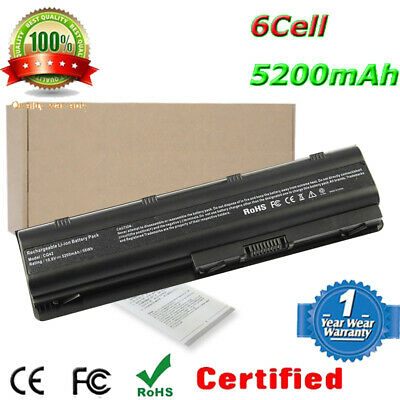 Notebook Batterie POUR HP G62 Series Spare 593553-001 593554-001 MU06 Laptop