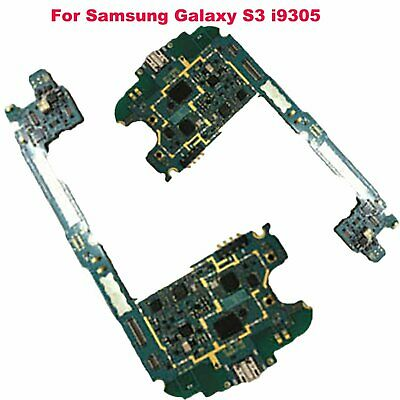 Tested Unlocked Motherboard For Samsung Galaxy S3 i9305 16GB Logic Mainboard YUE