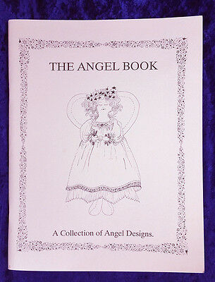 The Angel Book:  A Collection of Angel Designs Doll Patterns Vtg 1991