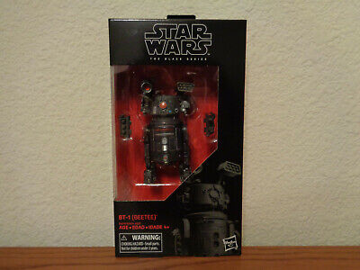 "BT-1 BEETEE #88 STAR WARS Black Series 6"" Inch Wave 21"