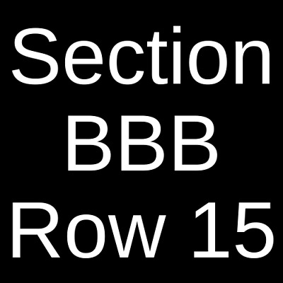 2 Tickets Steve Martin & Martin Short 7/12/19 Loveland, CO