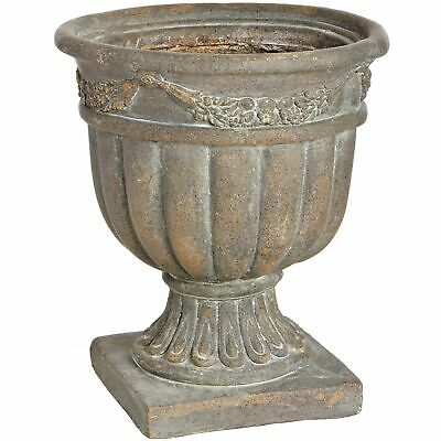 Hill Interiors Antique Decorative Urn/Plant Pot (HI2725)
