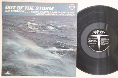 LP ED THIGPEN Out Of The Storm V8663 VERVE UNITED STATES Vinyl
