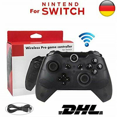 Wireless Bluetooth Pro Gaming Controller Gamepad Joystick für Nintendo Switch DE