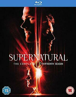 Supernatural: Season 13 [Blu-ray] [2018] [DVD][Region 2]