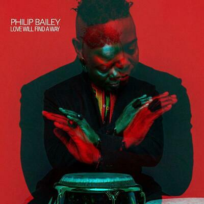 Philip Bailey - Love Will Find A Way [CD] Sent Sameday*