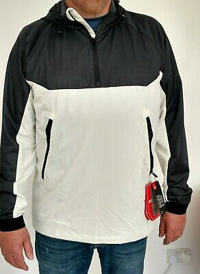 5ad40c8c0d0dbc UNDER ARMOUR MENS Unstoppable Gore Windstopper Jacket Top Navy Blue ...