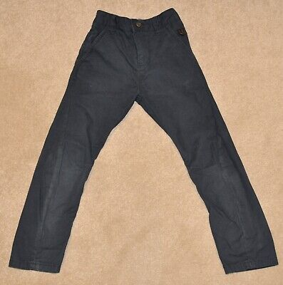 Next boys navy trousers, great condition, size 6