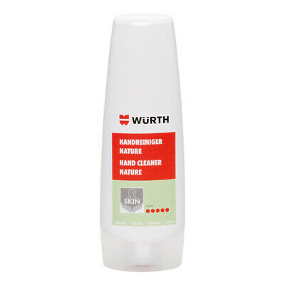 ***Genuine Würth Nature Hand Cleaner 200Ml Max Strength Solvent & Soap Free***