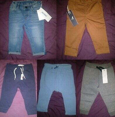 HUGE BABY BOY ALL NEW BUNDLE 9 TO 12 MONTHS NEXT H&M Mothercare RIVER Island etc