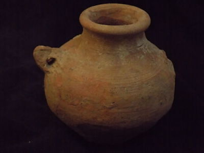 Ancient Teracotta Juglet Bactrian 300 BC