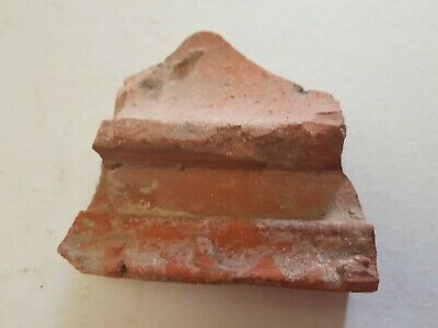 Museum Quality Original Huge Piece of Clay Roof Shingles / Tile,7th CenturyAD