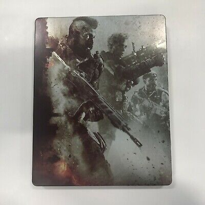 Call of Duty: Black Ops 4 Limited Edition Steelbook NO GAME