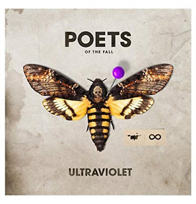 Poets Of The Fall-Ultraviolet (UK IMPORT) CD NEW