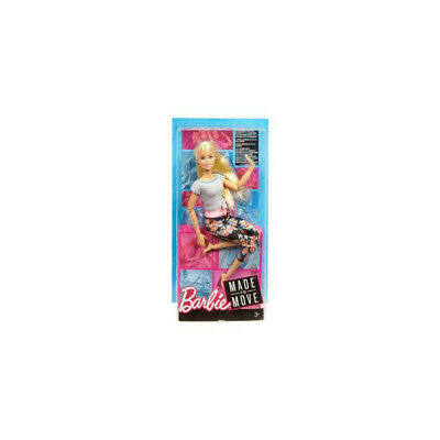 Barbie Barbie Snodata Assortito