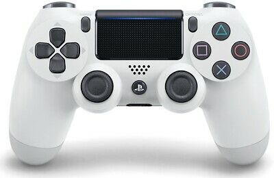 PS4 PlayStation 4 Dualshock 4 Controller V2 - Glacier White New (5)