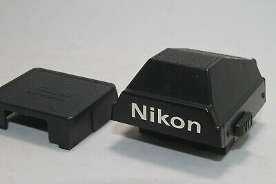 Nikon DE-2 Eye level Prism View Finder for F3 HP [Exc+++] From JAPAN F/S