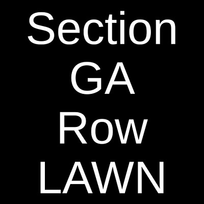 2 Tickets Ringo Starr and His All Starr Band 8/11/19 Wolf Trap Vienna, VA