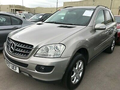 07 Mercedes-Benz Ml320 3.0 Cdi Se - Leather, Climate, Alloys, Nice Example