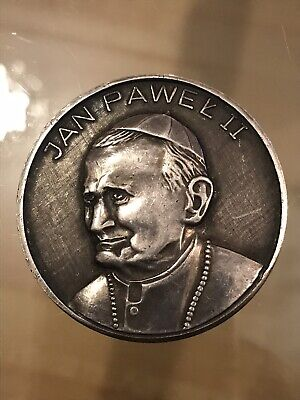 Jan pawel ll Silver 49grams