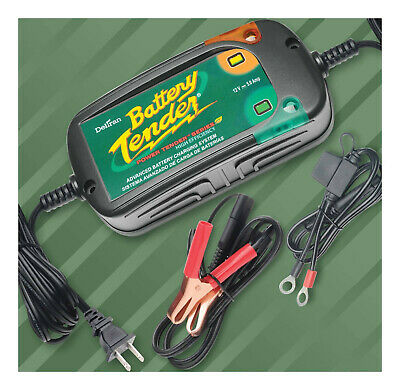 Battery Tender Power Tender Plus 5A Battery Trickle Quick Charger motorcycle