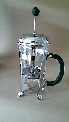 Bodum Mocca CAFETIERE Coffee Maker Stainless 8 Cup 1Lt 1928-56  *NEW *BOXED