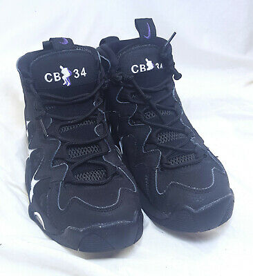 finest selection f0081 a11ec Nike Air Max CB 34 Charles Barkley Phoenix Suns 414243-002 Shoes Size 8