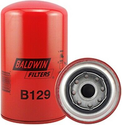 BALDWIN FILTERS B129 Oil Filter Spin On,Full Flow Thermo King Refrigeration Unit