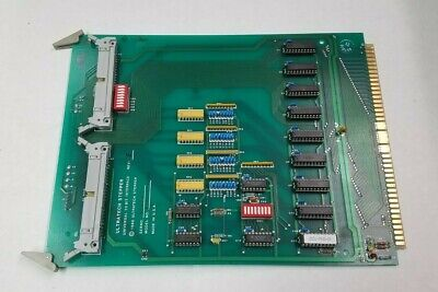 Ultratech Stepper Universal 32 Bit Interface Card PCB Board 0553-700340