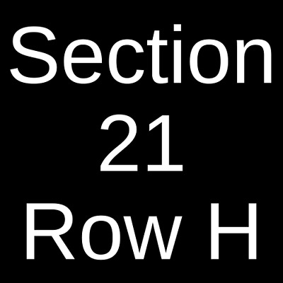 2 Tickets Billie Eilish 7/6/19 Milwaukee, WI