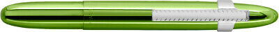 Fisher Pens Translucent Bullet Space Pen w/ Clip (Lime Green)