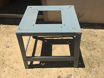 """Delta Rockwell 10"""" contractor Table Saw Stand Straight Leg FREE SHIPPING Lower48"""