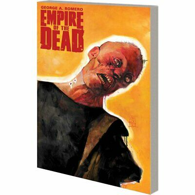 George Romeros Empire Of Dead Act One Tpb - Brand New