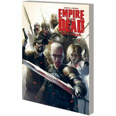 George Romeros Empire Of Dead Act Three Tpb - Brand New