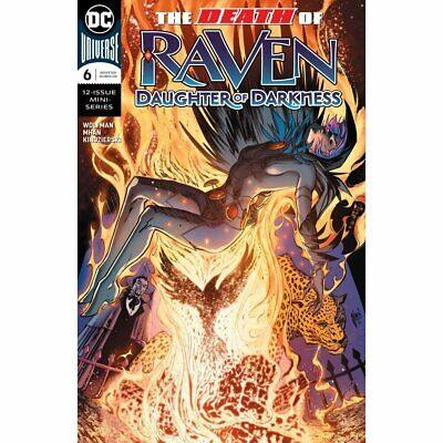 Raven Daughter Of Darkness #6 (Of 12)