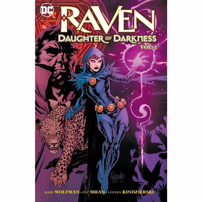 Raven Daughter Of Darkness Tp Vol 01 Tpb