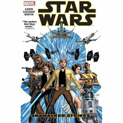 Star Wars Vol 01 Skywalker Strikes Tpb