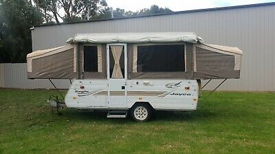 Caravan Jayco Eagle 2006  Camper Trailer Expanda  Sleeps 6 Caravan Pop Top