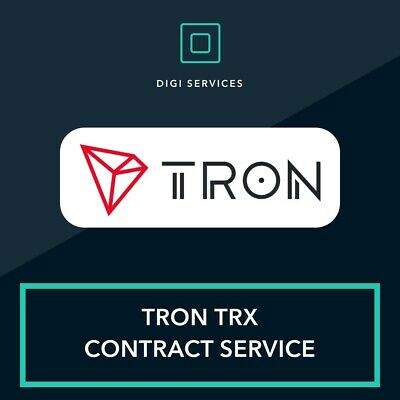 20 TRON TRX mining contract sent to your address cryptocurrency blockchain